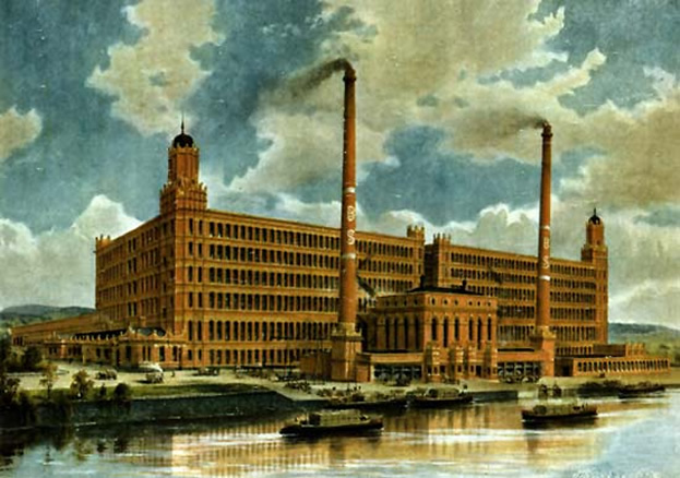 Simon Antony is based in Broadstone Mill, Stockport, Manchester.
