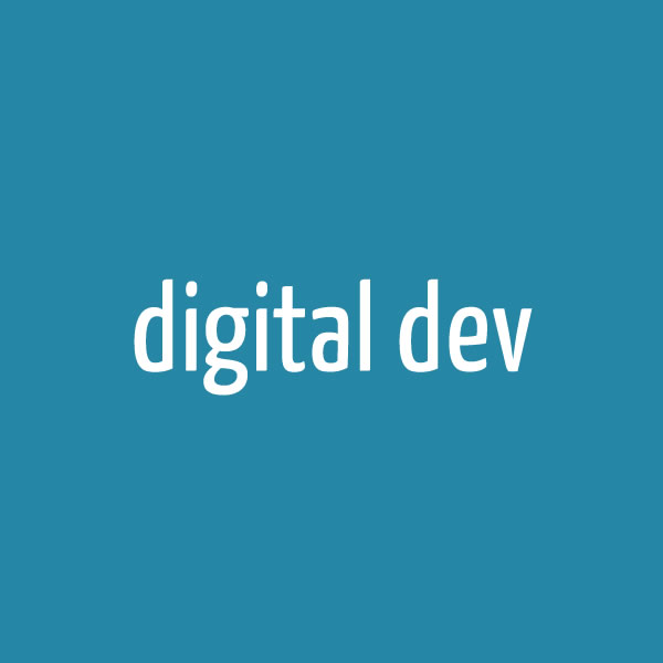 Digital Development at Simon Antony.